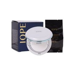 IOPE - Air Cushion Moisture Lasting SPF50+ PA+++ With Refill (#N23 Natural Sand)