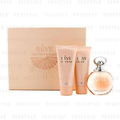 Van Cleef & Arpels - Reve Coffret: Eau De Parfum Spray 100ml/3.3oz + Body Lotion 100ml/3.3oz + Shower Gel 100ml/3.3oz
