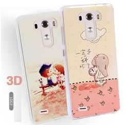 KANNITE - Cartoon Mobile Case - LG G4