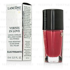 Lancome 兰蔲 - Vernis In Love Nail Polish - # 357B Electrisante