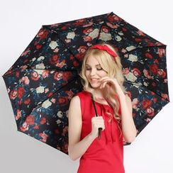 Matty's Macaron - Printed Umbrella