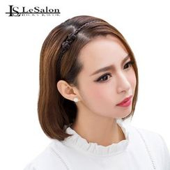 LeSalonWigs - Hair Accessory - Braid Hair Band (Charm)