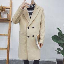 Hansler - Double-Breasted Coat