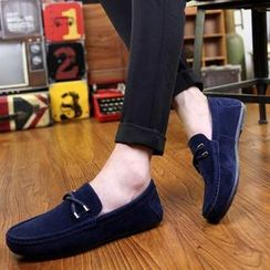 Hipsteria - Suede Loafers