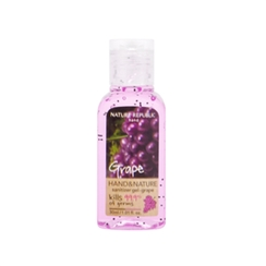 Nature Republic - Hand And Nature Sanitizer Gel (Ethanol) - Grape 30ml