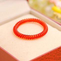 Gold Beam - 電話繩髮圈