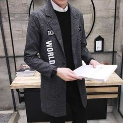 Rory Jerry - Lettering Coat