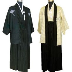 Willow Tree - Japanese Samurai Costume