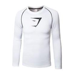 Blueforce - Long-Sleeve Sport T-Shirt