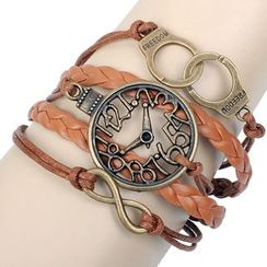 KINNO - Clock Bracelet