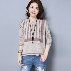 Romika - Patterned Knit Top