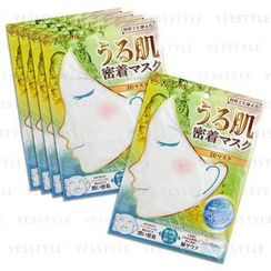 Sun Smile - Pure Smile Uruhada Fit Silicon Mask (White)