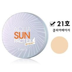 Cathy cat - Aqua Sun Pact EX SPF 45 PA+++