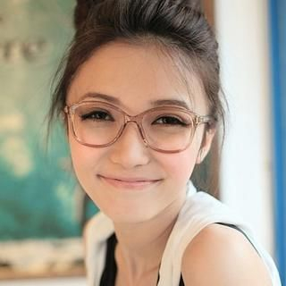 Cuteberry - Transparent Vintage Glasses