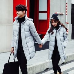 T for TOP - Padded Coat