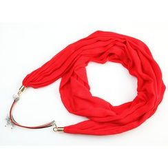MIPENNA - MIP S.Chic Scarf Necklace