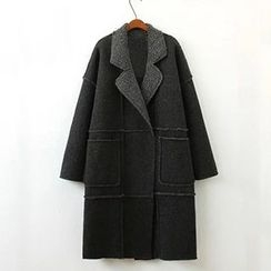 Neeya - Snap Button Coat