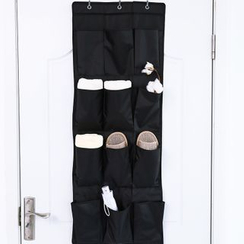 Cutie Bazaar - Hanging Shoe Organizer With 12 Pockets