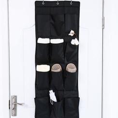 聚可愛 - 十二格鞋子掛袋