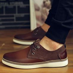 MARTUCCI - Genuine-Leather Casual Shoes