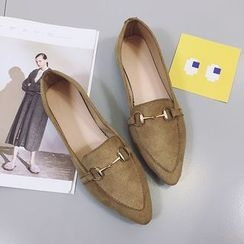 Chryse - Pointed Loafers