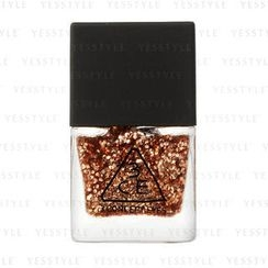 3 CONCEPT EYES - Nail Lacquer Glitter (#GT02)
