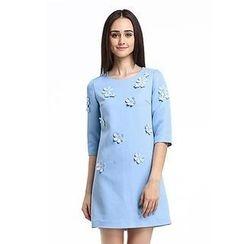 O.SA - Rosette Dress