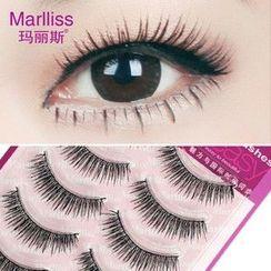 Marlliss - 假睫毛 (S-12)
