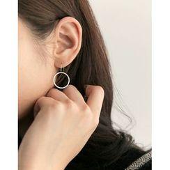 UPTOWNHOLIC - Hoof Earrings