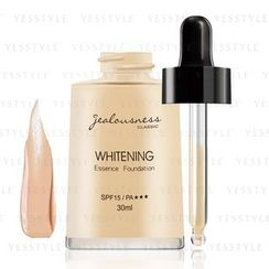 Jealousness - Whitening Essence Foundation SPA 15 PA+++ (#F04)