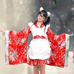Coshome - Kimono Party Costume