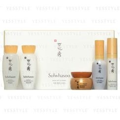 Sulwhasoo - Basic Kit: Serum + Water + Emulsion + Eye Cream + Cream