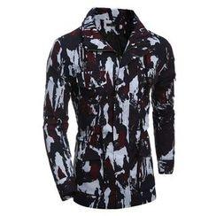 Fireon - Camouflage Zip Jacket