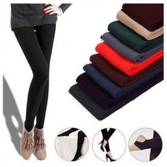 Hyoty - Leggings / Stirrup Leggings / Tights