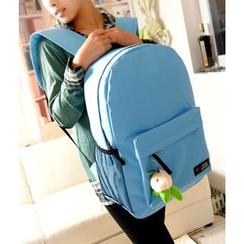 Bags 'n Sacks - Basic Canvas Backpack
