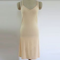 Milu Milu - Plain Slipdress
