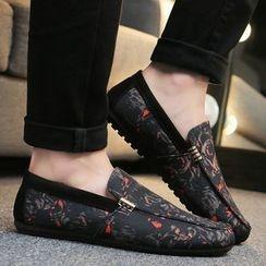 Araeo - Print Loafers