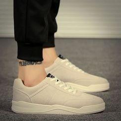 Araeo - Faux Suede Sneakers