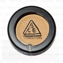 3 CONCEPT EYES - One Color Shadow - Matt (Vanilla Macaron)