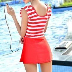 Rita Zita - Stripe Swimdress