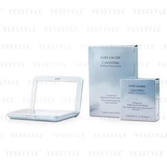 Estee Lauder - CyberWhite Brilliant Perfection Full Spectrum Brightening Powder Makeup SPF25 (Case + Refill) - # 06 Warm Creme