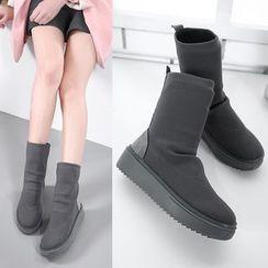 Banaba - 厚底短靴