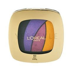 L'Oreal - Colour Riche Eyeshadow Palettes (#S3 Disco Smoking)