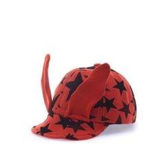 Ohkkage - Kids Rabbit-Ear Star Pattern Baseball Cap