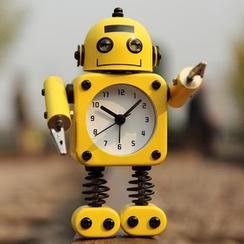 Rise & Shine - Robot Alarm Clock