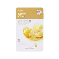 The Face Shop - Real Nature Mask Lemon