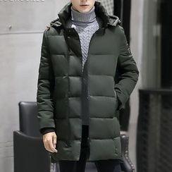 Best Gang - Hooded Padded Jacket