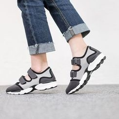 VIVIER - Velcro-Detail Mesh Sneakers