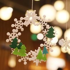 OH.LEELY - Snowflake Hanging Decoration
