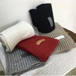Mango Home - 针织围巾